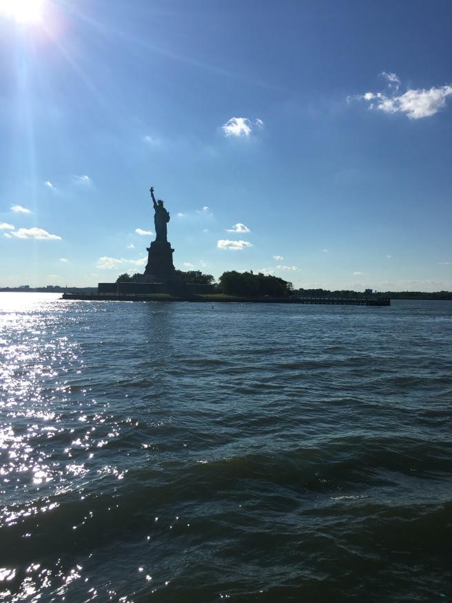 Liberty Island- New York City