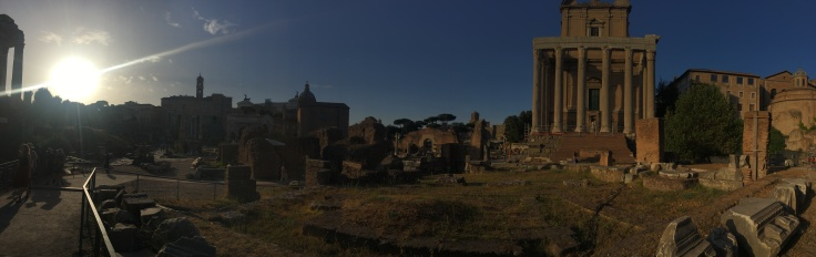 Imperial Forum - Rome, Italy